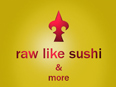 Gutschein raw like sushi & more bestellen